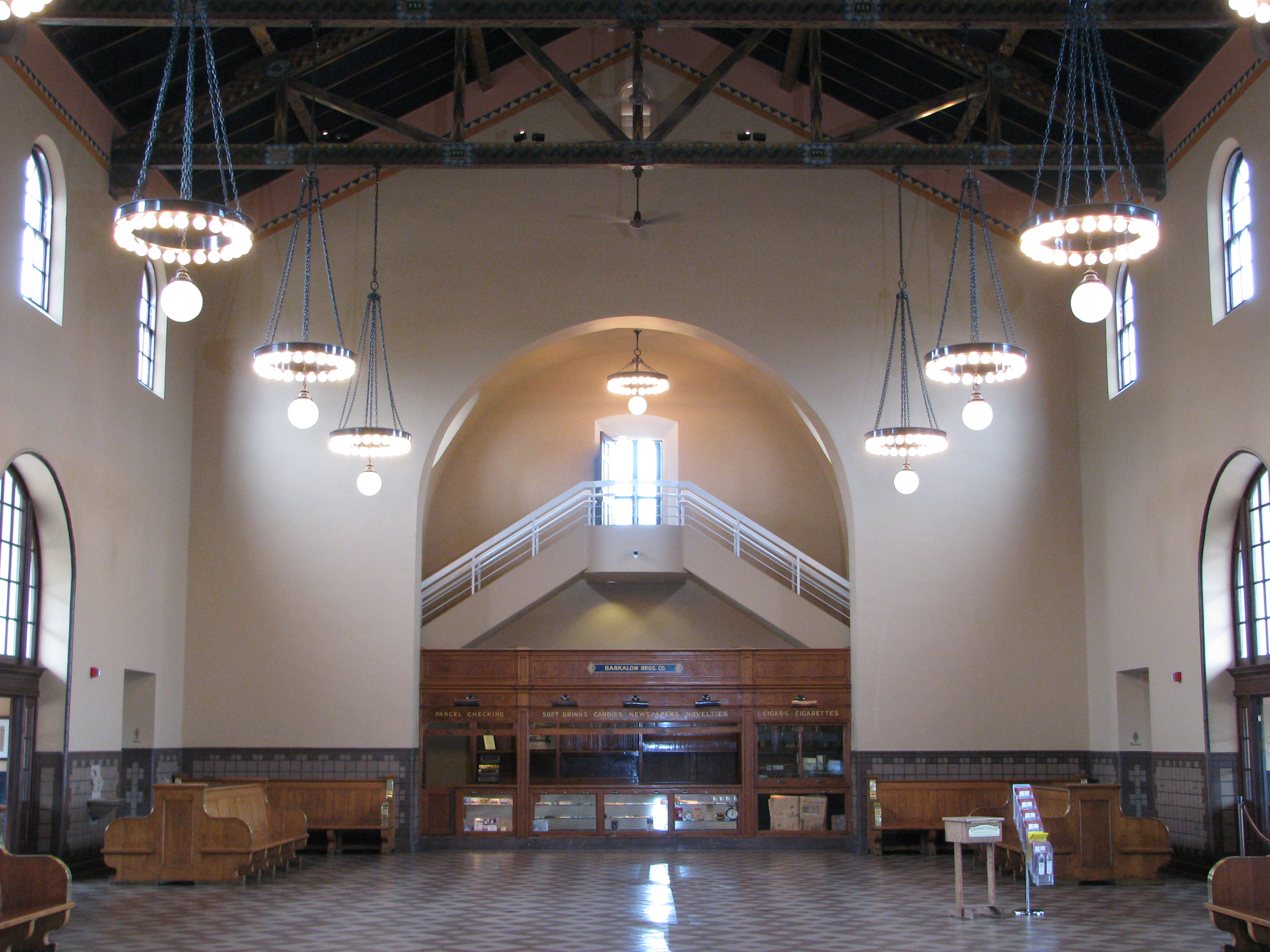 Boise Station, 2009. Copyright Jim Hamre, used by permission.